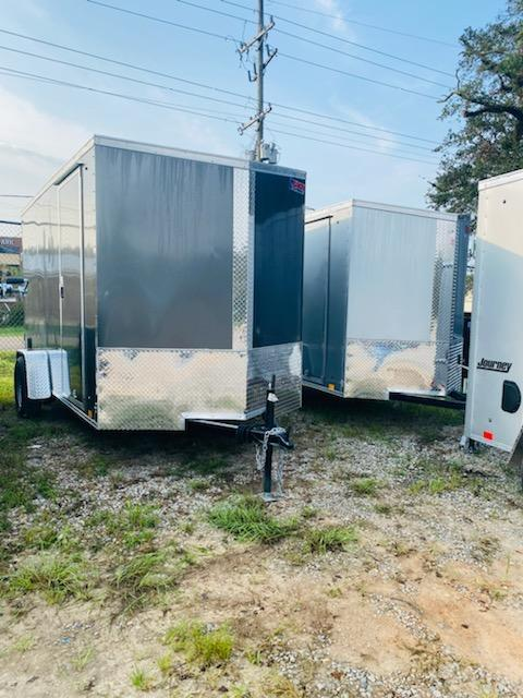 2022 Pace American 06x12 Journey Enclosed Cargo Trailer