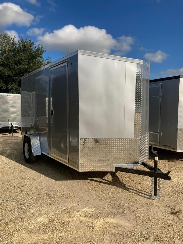 2022 Pace American 6x12 PSCBC6.0X12SI2FF Enclosed Cargo Trailer