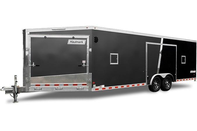 2019 Haulmark HASA85X22WT2 Snowmobile Trailer