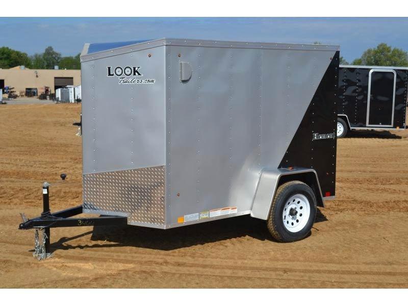 2022 Look Trailers Element Cargo Round  Cargo / Enclosed Trailer