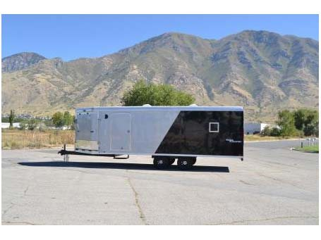 2018 Look Trailers Vision Puresport Deckover Flatbed Trailer