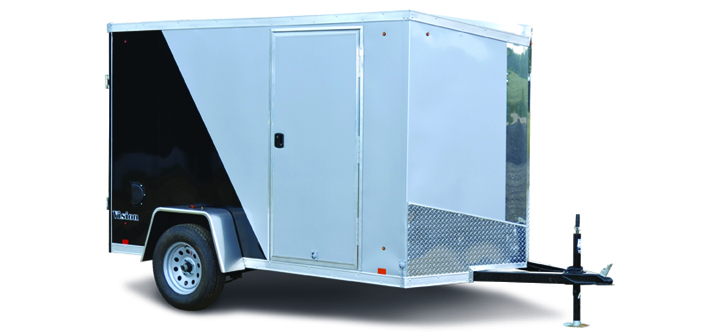 2021 Look Trailers Vision Roundtop Cargo Cargo / Enclosed Trailer