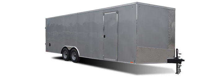 2019 Look Trailers Vision Car / Racing Trailer
