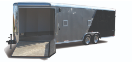 2022 Look Trailers Vision Puresport Auto Flat  Car / Racing Trailer