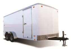 2022 Pace American Outback Cargo Flat  Cargo / Enclosed Trailer