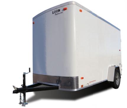 2021 Look Trailers Element Cargo Se Flat  Cargo / Enclosed Trailer