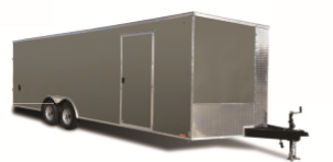 2021 Pace American Journey Auto Se Round  Cargo / Enclosed Trailer