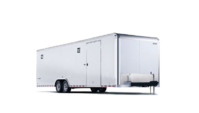 2021 Pace American Shadow Tag Car / Racing Trailer