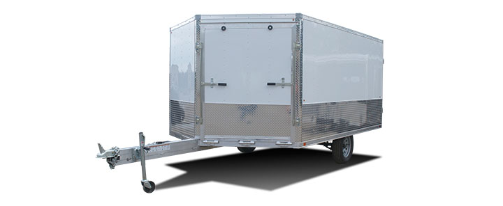 2017 Look Trailers Aluminum Drift Cargo / Enclosed Trailer