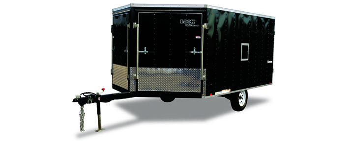 2020 Look Trailers Drift 3500# Axle Cargo / Enclosed Trailer