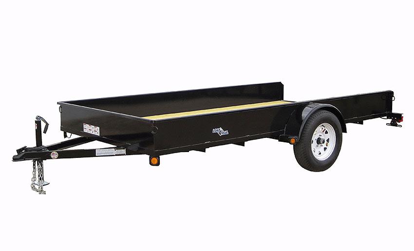 "2016 Load Trail 83"" X 14' Single Axle"