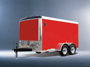 2018 Look Trailers Element Round Top Cargo Cargo / Enclosed Trailer