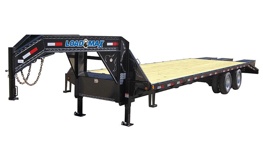 "2015 Load Trail 102"" x 32' Heavy Duty Gooseneck 3-10,000 lb Axles"