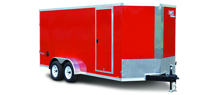 2021 Look Trailers Vision Cargo Flat  Cargo / Enclosed Trailer