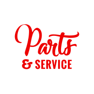 Parts and Service Logo