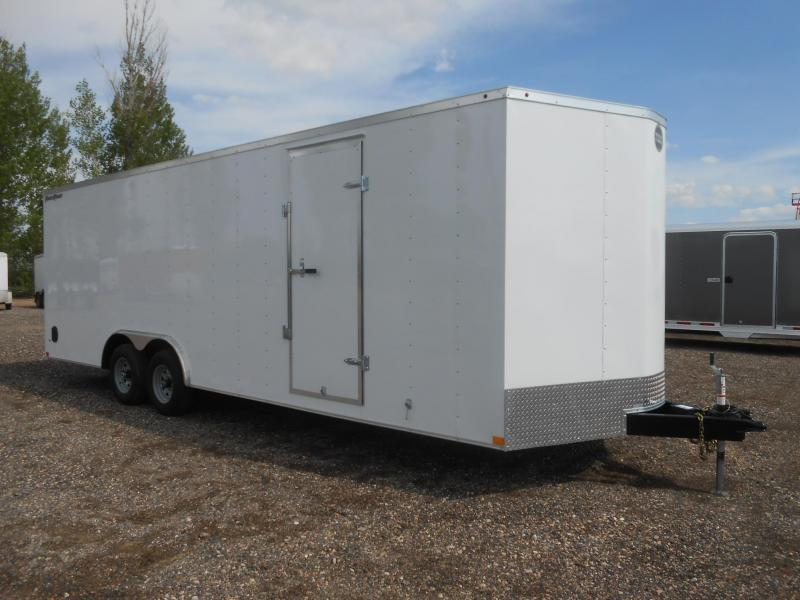 2020 Wells Cargo FT8524T3-D-RD Enclosed Cargo Trailer