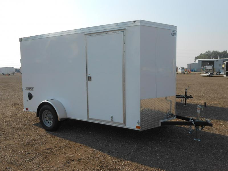 2021 Haulmark TSV612S2-RD Enclosed Cargo Trailer