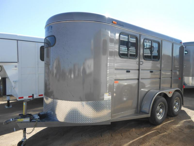 2021 CM DAKOTA 2 Horse Trailer