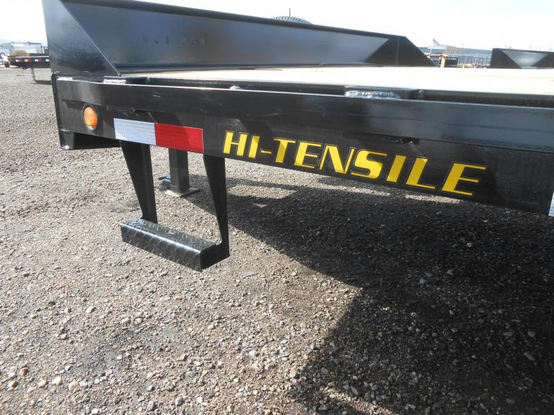 2021 Big Tex Trailers 22PH-20+5MR Pintle Deck-Over Flatbed Trailer