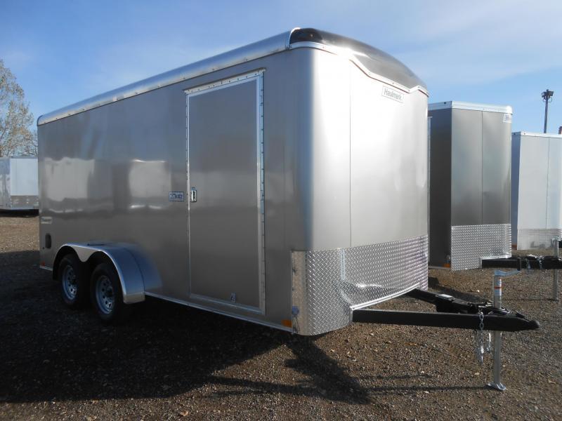 2020 Haulmark TS716T2-RD Enclosed Cargo Trailer