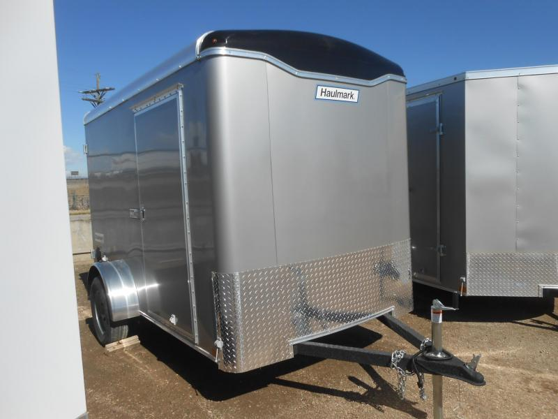 2021 Haulmark TS610S2-DBL DRS Enclosed Cargo Trailer
