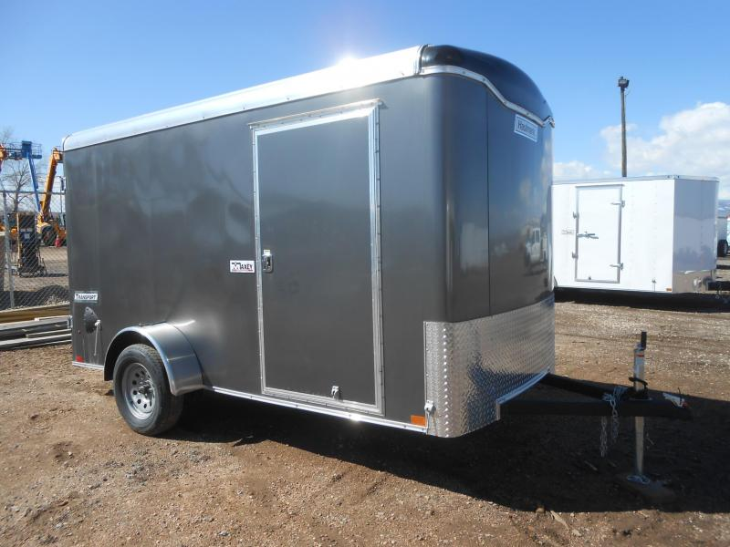 2021 Haulmark TS612S2-DBL DRS Enclosed Cargo Trailer