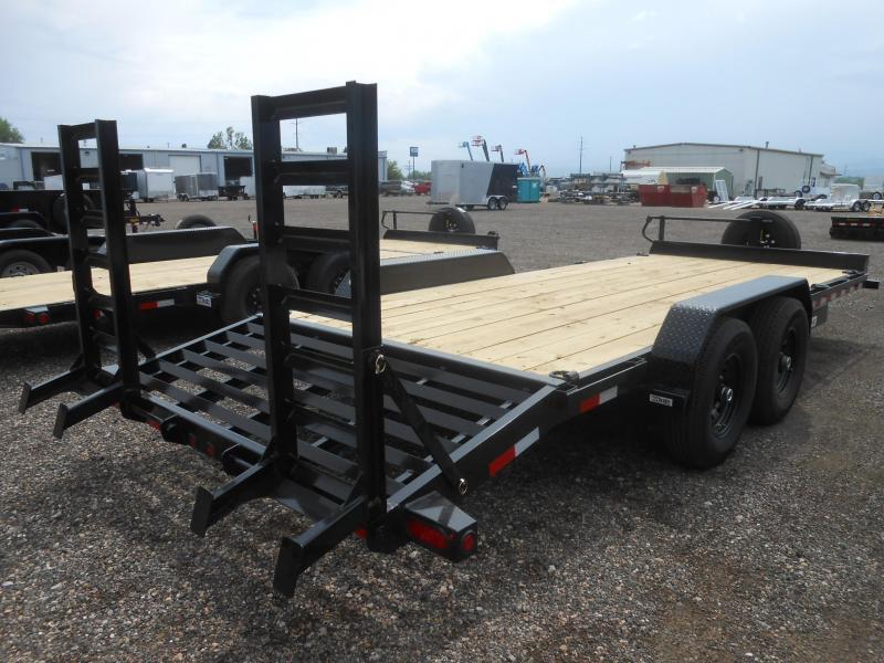 2021 Big Tex Trailers 14ET-20KR Equipment Trailer