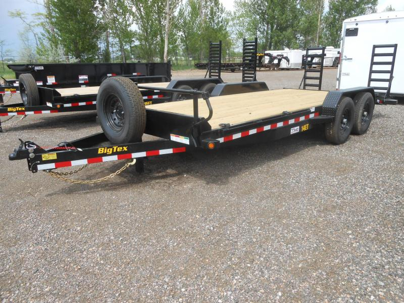 2021 Big Tex Trailers 14ET-20KR Equipment Trailer