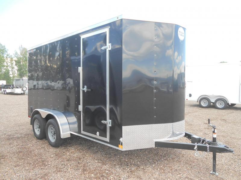 2020 Wells Cargo FT714T2-D-RD Enclosed Cargo Trailer