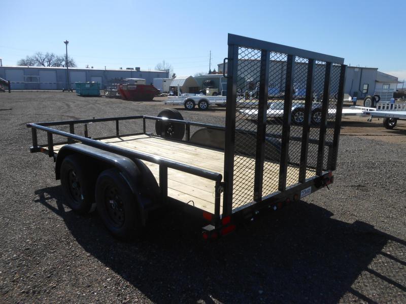 2021 Big Tex Trailers 60PI-12 Utility Trailer