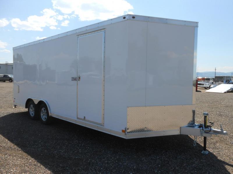 2020 Haulmark HAUV85X20WT2-RD Aluminum Enclosed Car / Racing Trailer