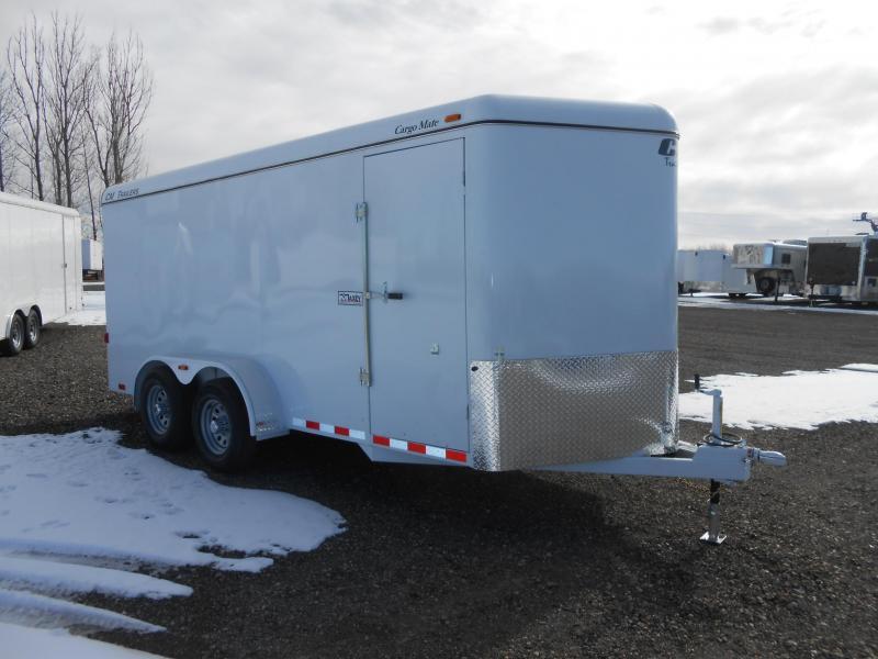 2020 CM 16 CARGO MATE Enclosed Cargo Trailer