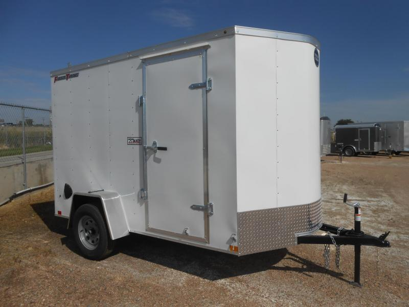 2021 Wells Cargo FT610S2-RD Enclosed Cargo Trailer