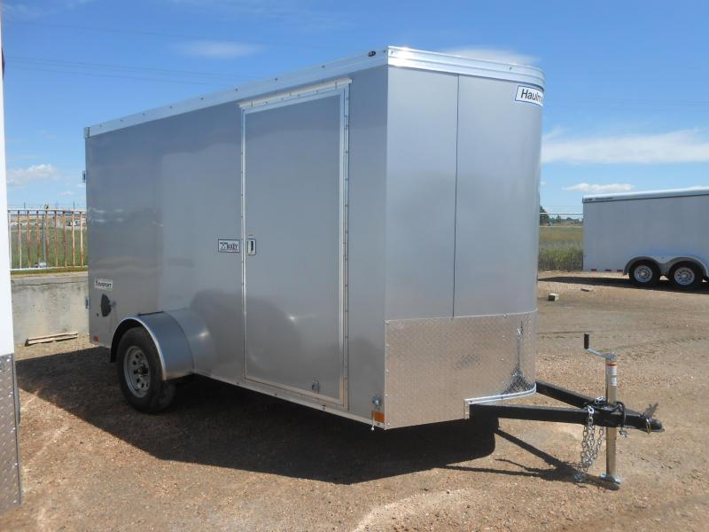 2020 Haulmark TSV612S2-DBL DRS Enclosed Cargo Trailer
