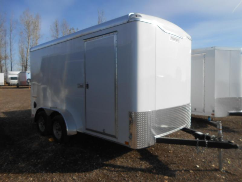 2021 Haulmark TS714T2-RD Enclosed Cargo Trailer