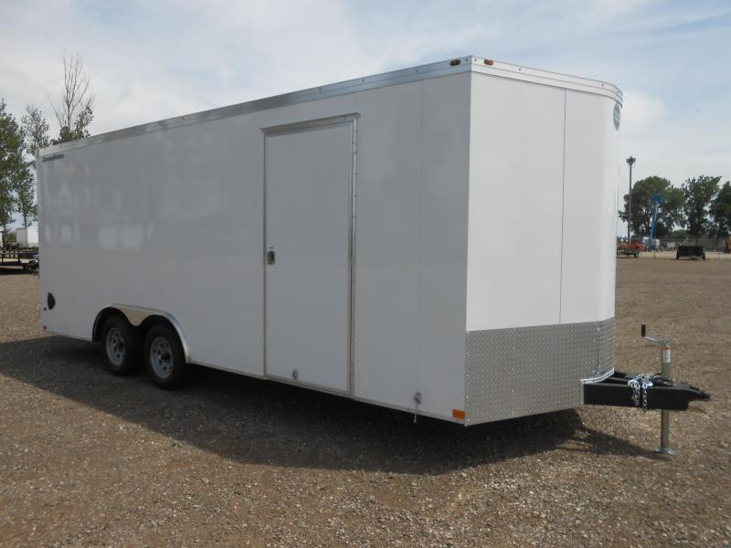 2020 Wells Cargo RFV8520T2-RD Enclosed Cargo Trailer