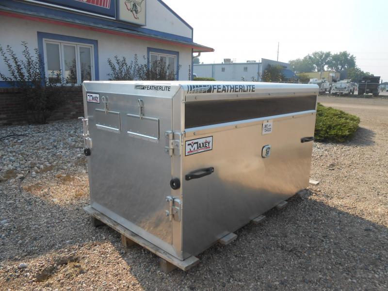 2021 Featherlite 8191-0006 Truck Boxes (Livestock and Dog)