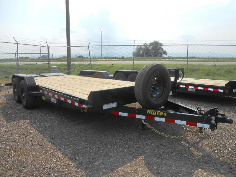 2021 Big Tex Trailers 14ET-20MR Equipment Trailer