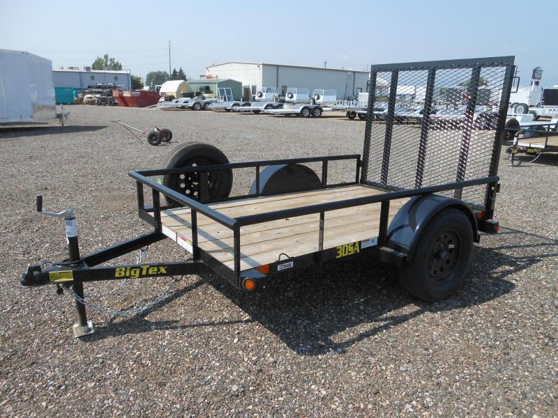 2021 Big Tex 30SA-08 Utility Trailer