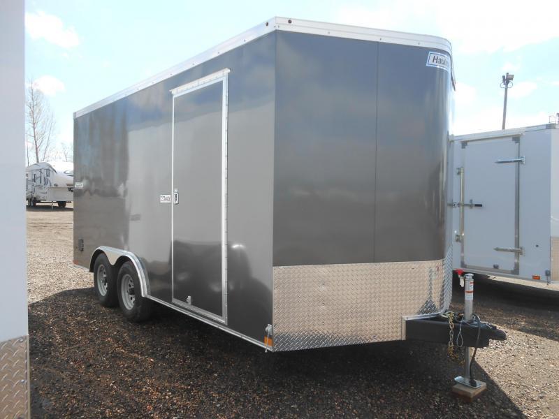 2021 Haulmark TSV8516T2-RD Enclosed Cargo Trailer