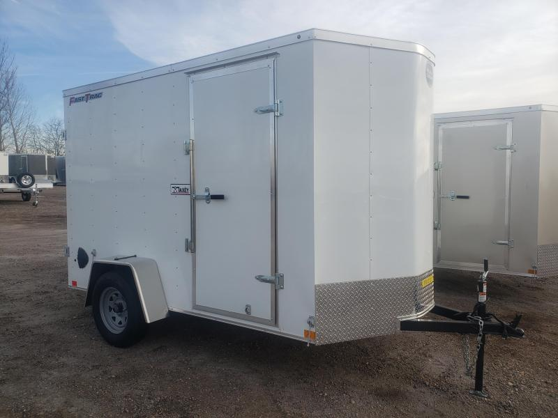 2020 Wells Cargo FT610S2-D-DBL DRS Enclosed Cargo Trailer