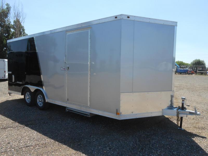 2020 Haulmark HAUV85X20WT3-RD Aluminum Enclosed Enclosed Cargo Trailer