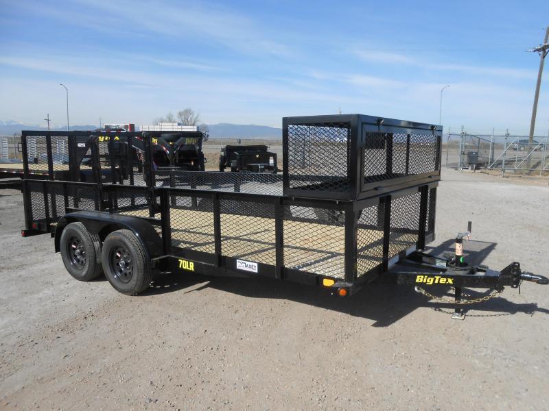 2020 Big Tex Trailers 70LR-16 Landscape Utility Trailer