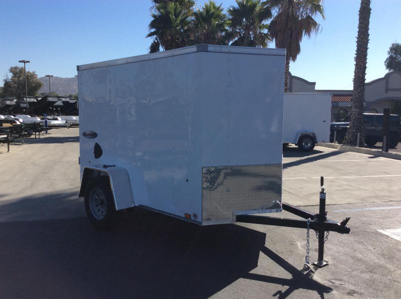 2022 Look Trailers Element 5' x 8' Single Axle Enclosed Cargo Trailer