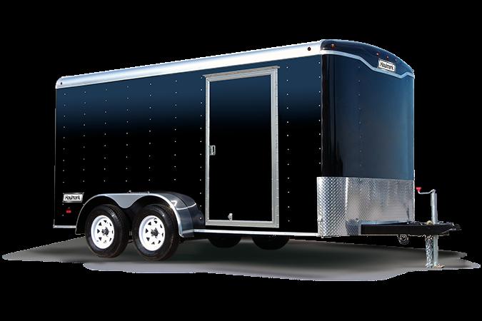 2018 Haulmark TST7X12WT2 Enclosed Cargo Trailer