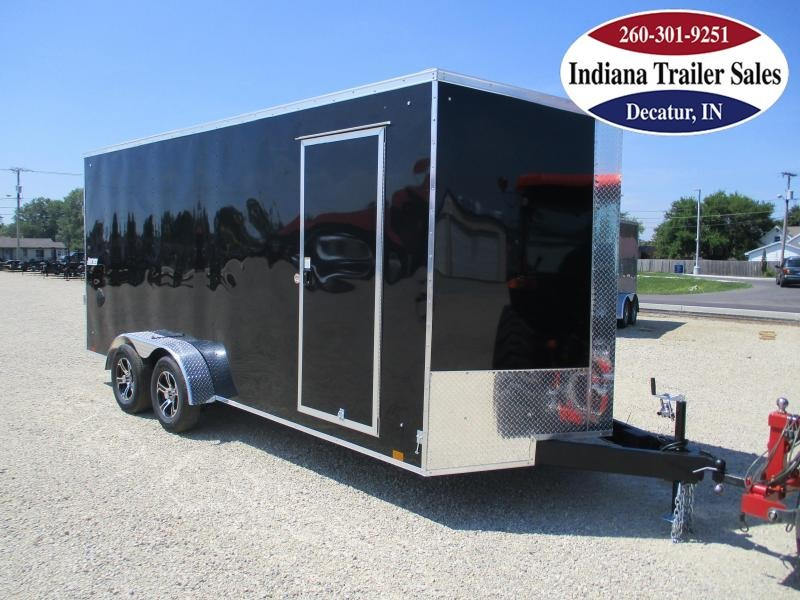 2022 Pace American 7x18 PSCBC7.0X18TE2 Enclosed Cargo Trailer