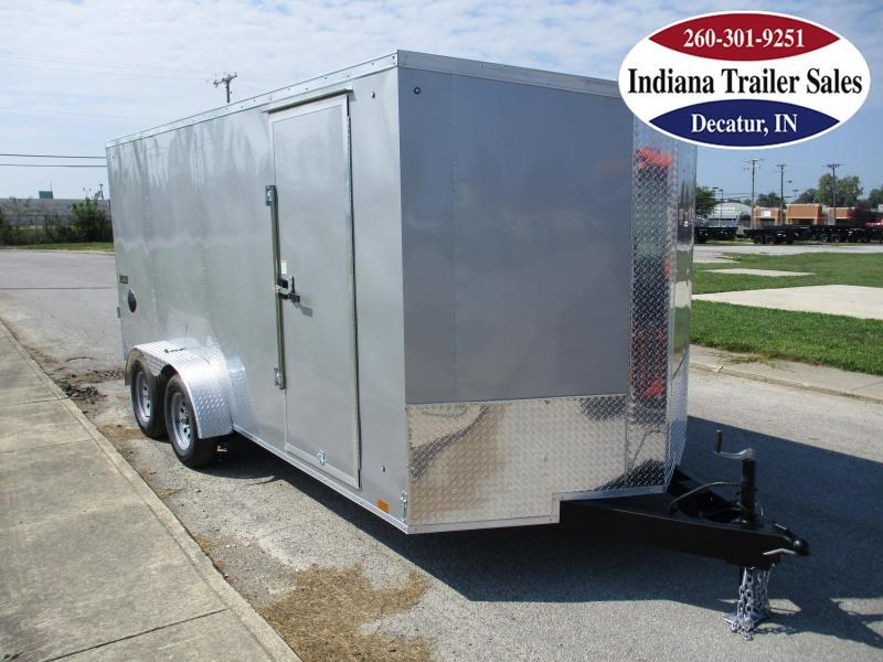 2022 Pace American 7x16 PSCBC7.0X16TE2FF Enclosed Cargo Trailer