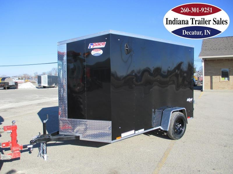 2022 Pace American 6x10 PSCAB6.0X10SI2FF Enclosed Cargo Trailer