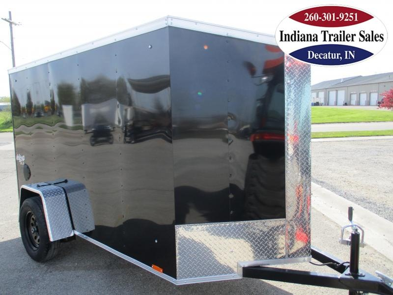 2022 Pace American 5x10 PSCAB5.0X10SI2FF Enclosed Cargo Trailer