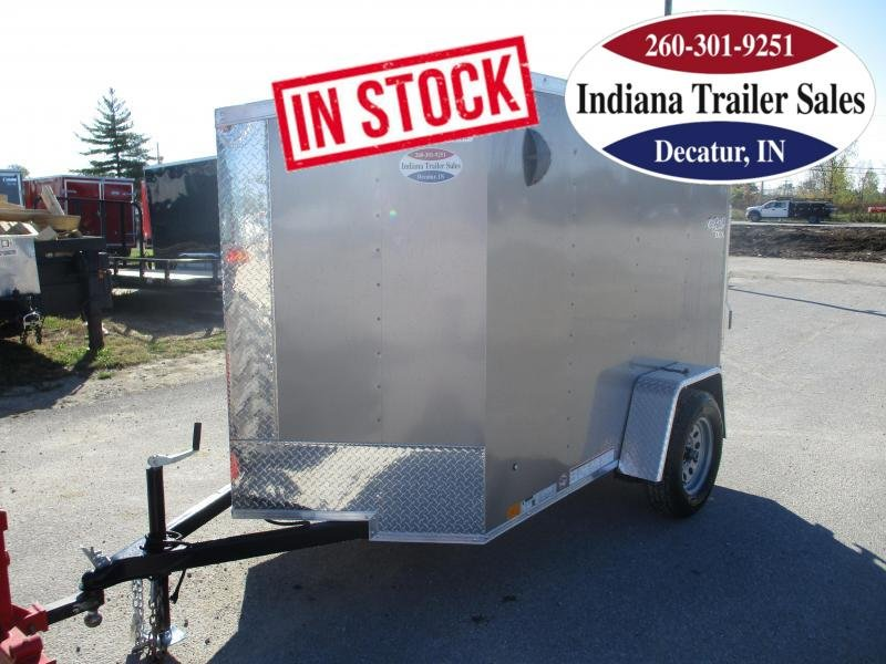 2022 Pace American 5x8 PSCAB5.0X08SI2FF Enclosed Cargo Trailer